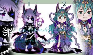 MALE ADOPT 77  [ Auction ] [ CLOSED ] by gattoshou