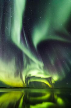 northern lights by markotapio