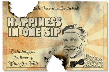 We Happy Few - The True Side Of Wellington Wells by Lilly-and-Co