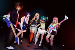 Macross Crossover: Galaxy Concert by Astellecia