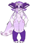 Octopus Anthro Adopt - AUCTION CLOSED by Brownie-Adopts