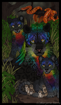 Jungle's Treasure - For Sale Redbubble by Marjorque