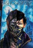 Dishonored II Snes Pub 1 by LOrdalie