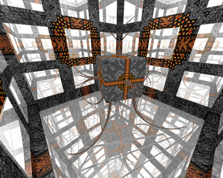 Mosaic Tentacle Block v.2 by PC-JUNKY