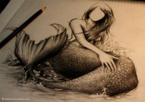mermaid by fizzy-maqs