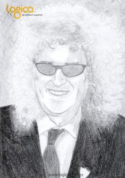 Brian's coolness. by DrivenByBrianMay