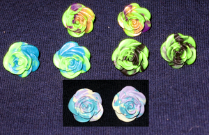 Miscellaneous Chimera Roses by Azure-Rose-Cosplay