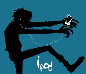 2D: iPod by AttackReanimate