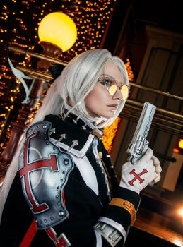 Abel (Trinity Blood) Cospaly 3 by OrangeRoom