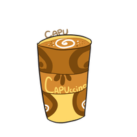 CAPUccino by Magicpawed