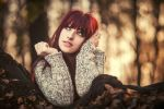 Watching the autumn dies slowly by Norrington1
