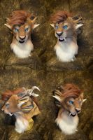Charr head by temperance