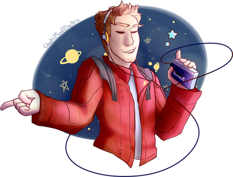 Starlord by ChaoticMindElectric