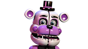 Funtime Freddy V4 Wip 2 by Bantranic