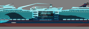 Endless Seas-Class Cruise Liner by skibud98