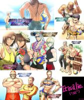 DEAD OR ALIVE XTREME ~GAIDEN~ by shinnji-tyan