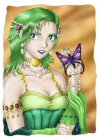 Rydia -soverygreen- by anniefelis