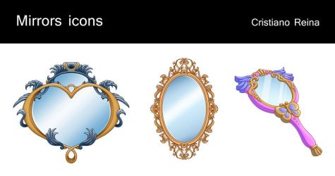 Mirrors icons by CristianoReina
