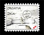 boat-croatia stamp by danijel-ri
