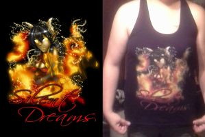 Silent Dreams - Tank Top by MagickDream