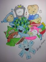 Paralympic hug (completed) by saori-megami
