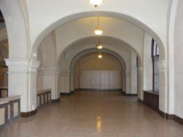 stock archway old building by Toboe