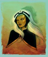 Storm Sketch Colored by Protokitty