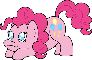 Playful Pinkie Pie by PlanetPlush