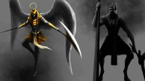 Ra-Anubis by Timsmasher