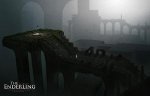 The Enders Temple Concept by TheEnderling