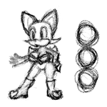 Classic Rouge (doodle) by girltails