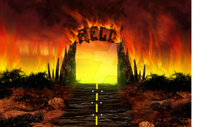Highway to HELL by MOTLEYLOMBAXCRUE666