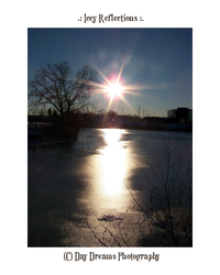 .:Icey Reflections:. by DayDreamsPhotography