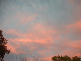 Cotton Candy Clouds 1282 by Aazari-Resources
