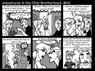 AdDRESSing the Problem by TheBrotherhoodclub