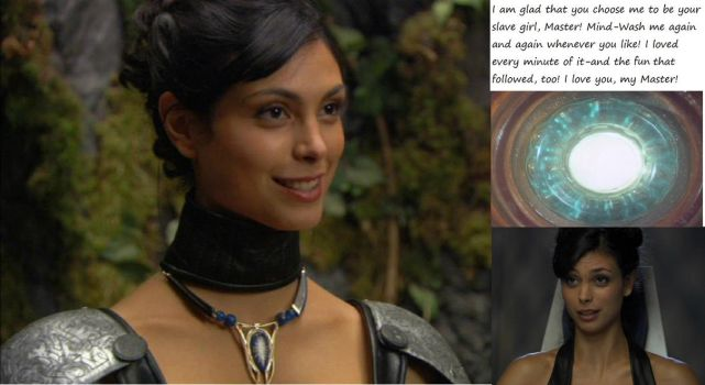 Morena Baccarin: Mind Washing fantasy! (7) by HypnoHunter