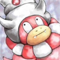 Slowking by SailorClef