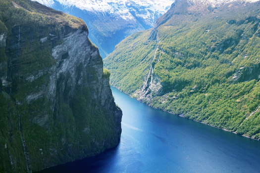 Geiranger by monsterlienchen