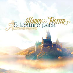 Harry Potter textures pack by Alhice
