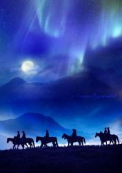 Northern Lights by tamaraR