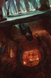 NeverWhere by Neil Gaiman by MarcSimonetti