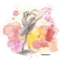 Dancing in Colour by viviantheonionminion