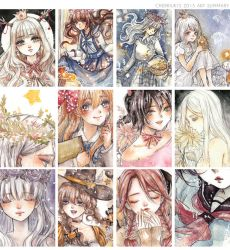 2015 Art Summary by cherriuki