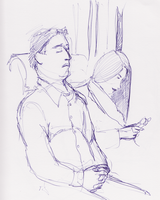 Random Fuckers on the Bus 368 by Inaimathi
