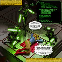 Supergirl - Fuel Rods and Robots by Transformerman