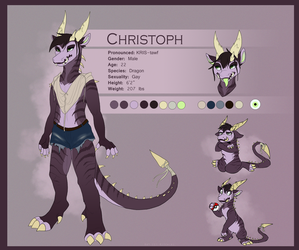 Christoph -Reference commission- by Kitchiki