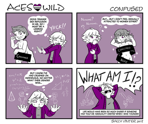 Aces Wild  - 31 - Confused by SallyVinter