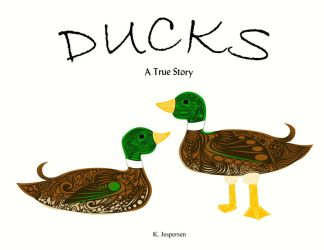 DUCKS Interior Title Page by CageyJay