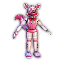 Funtime Funtime Foxy // Pre-Mangle by TheRealPAZZY