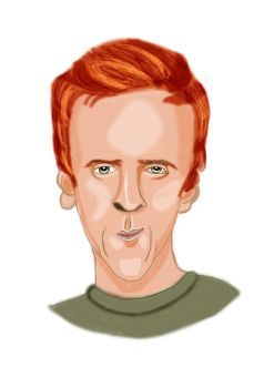 Damian Lewis by Patuco